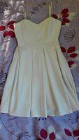 Sukienka biała 34 XS