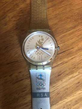Swatch Olympic Edition for sale