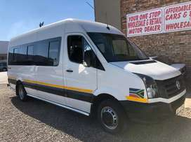 2013 VW Crafter 3.0 22 seater Special