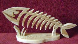 Рибка скелетон (ексклюзив)