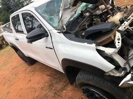 Toyota hilux gd6 2019 for breaking for spares