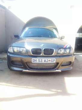U am selling my BMW in good condition papers are available
