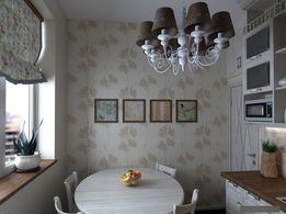 Замечательная двухкомнатная квартира в ЖК Воробьевы горы на Полях!
