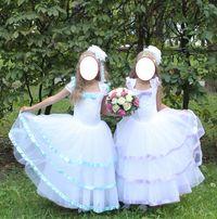 Плаття для дівчат- близнят, двійнят
