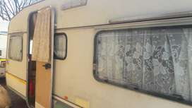 GYPSEY 4 B 1991 MODEL WITH FULL TENT AND RALLY TENT IN EXCELLENT CONDI