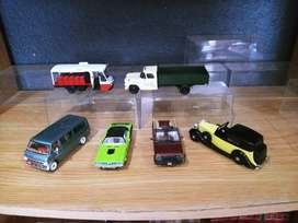 Collection of cars