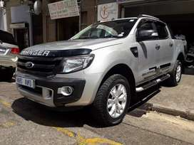 FORD RANGER DOUBLE CAB 3.2 6SPEED MANUAL