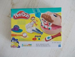 Оригинал Плей до Мистер зубастик Play Doh Doctor Drill 'n Fill