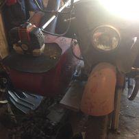 Продам мотоцикл МТ - 10