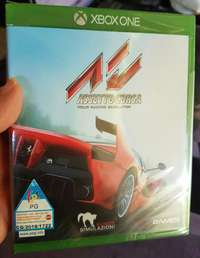 Image of Assetto corsa sealed Xbox one game