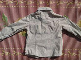 Куртка-ветровка вельветовая на 5-6 лет (р.104-110 см)