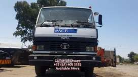TATA 1518C 8TON DROPSIDE TRUCK ON SPECIAL