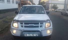 2013 Isuzu KB72 Double Cap for sale