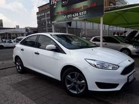 2014 Ford focus 1.6 on sale