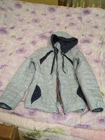 Осенняя женская курточка