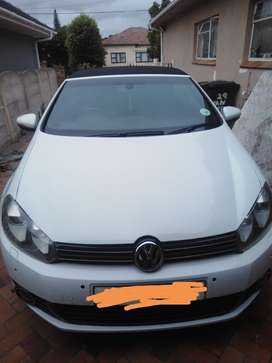 Golf 6 1.4 tsi convertible 2013