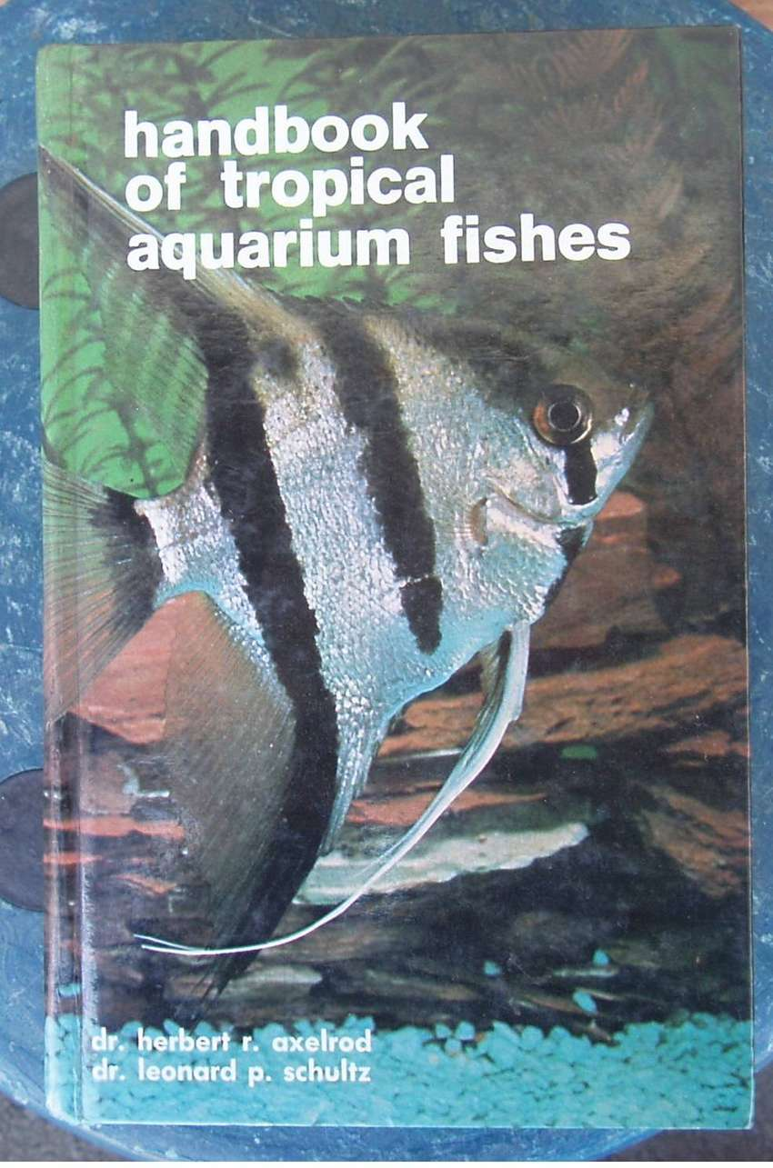Handbook Of Tropical Aquarium Fishes 0