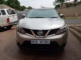 2016 Nissan Qashqai 1.4 Turbo in good condition