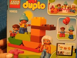 Lego Duplo 10832 plac zabaw nowe święta prezent