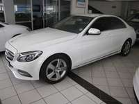 Image of 2015 Mercedes Benz C220 Bluetec Avantgarde A/T