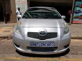 Toyota yaris 1.3 T3 manual 2007 for SELL