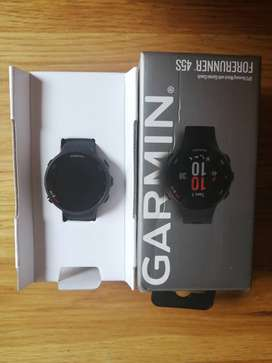 New Garmin forerunner 45s