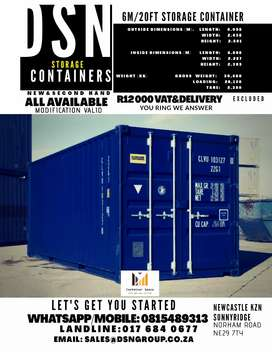 DSN CONTAINERS