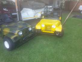 Kids mini jeep R22000 each