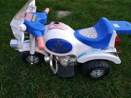 Мотоцикл акумуляторний