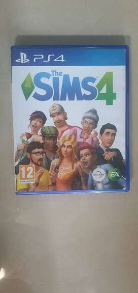 SIMS 4 Playstation 4 Game