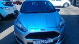 2016 Ford Fiesta 1.0  Engine Capacity (Eco-Boost )with Manuel Transmis