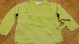 Sweter, sweterek dla dziewczynki