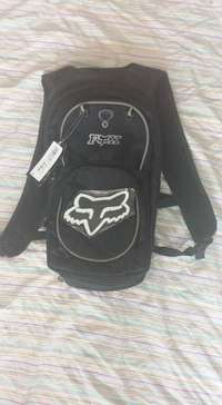 Fox hydration backpack for cyclists and bikers 0