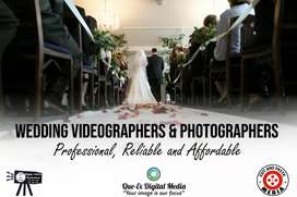 Professional Event Videographers and Photographers