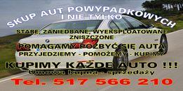 Skup Aut Samochodow-Kupimy kazde Auto.Gotowka od reki!.