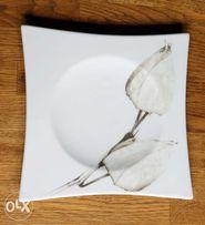 Talerz do sushi z serii Suomi Rosenthal, design Timo Sarpaneva
