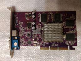 Видеокарта AGP Palit GF4 MX440 64 mb