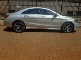 2015 Mercedes Benz CLA 200