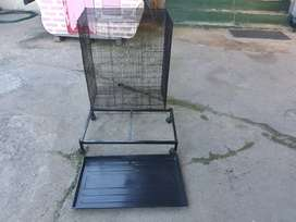 Selling a cage