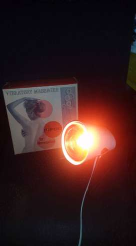 Heat Lamp and Massager