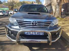 2014 Toyota Fortuner 3.0 D4D 4x4 Automatic