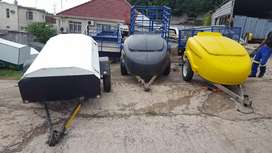 laguage trailers for hire
