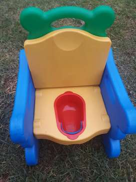Chair and potty  (2 in 1)