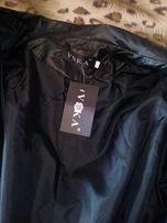 Мужская куртка классическая, Полиуретан