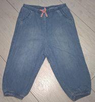 r.80 HM spodnie z podszewka