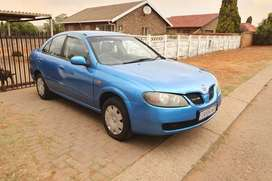 2005 Nissan Almera - Very Neat And Cheap Price