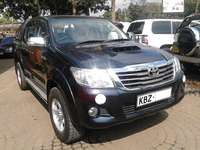 Toyota Hilux Double Cab 0