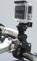 Statyw typu imadło mocowanie do GoPro