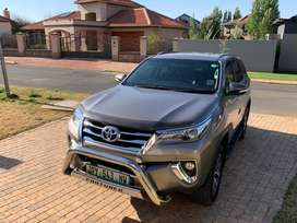 7-seat Fortuner (2017) for sale