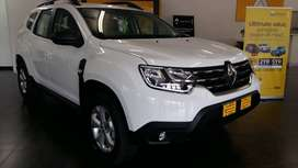 The all New Renault Duster 1.5 DCI Dynamique 4x4